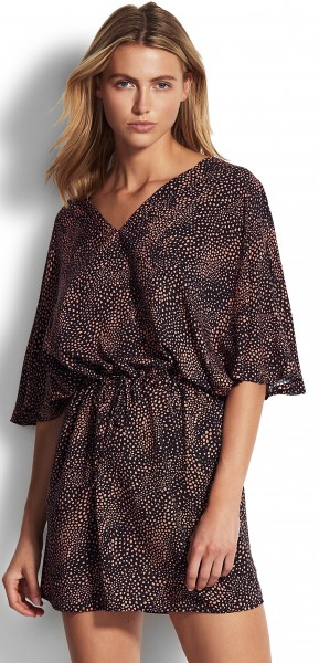 SAFARI SPOT Kaftan von SEAFOLLY