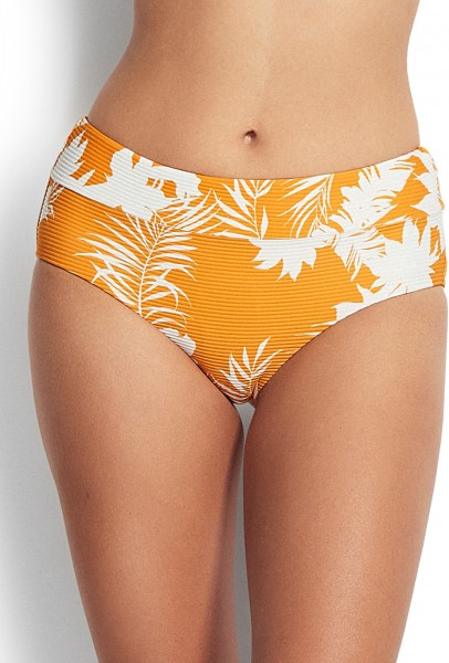 WILD TROPICS Wide Side Retro von SEAFOLLY